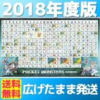 デスクマット ポケットモンスター YDS-261PM ポケモン フェイバリッツ pokemon 学習机 2018年