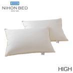 ショッピングHIGH 【価格はお問い合わせ下さい。】日本ベッド ピロー リフワージュ HIGHタイプ 50689 Refworge  ピロー 枕
