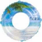 浮き輪 フロート うきわ 120cm 大きいサイズ 大人用 ドーナツ型 ビーチ 春夏