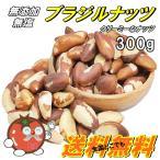 素焼きブラジルナッツ お試し300g 無添加・無塩 【メール便送料無料】