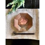 八角皿 /焼き締め/薪窯/日本製/和
