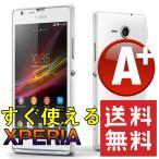 Xperia SP C5303 新品同様 SONY SIMフリースマホ White★
