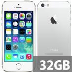 iPhone5S SIMフリー 格安SIM利用可 32GB A1533 シルバー★