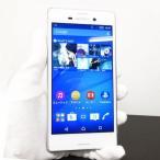 Sony Xperia M4 Aqua E2303 SIMフリー 新品同様 Black★
