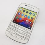 ��SIM�ե��BlackBerry Q10��SQN100-3��Black�֥�å���