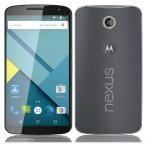 Motorola Nexus6 SIMフリー 4GLTE対応 ブルー Google★