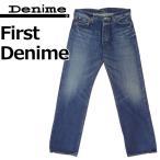 ショッピングused ドゥニーム Denime FirstDenime/ファーストドゥニーム Regular Fit S USEDジーンズ D16SS04403