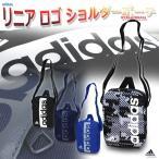 ショルダーバッグ 小さいショルダーバッグ スモールショルダーバッグ アディダス ポシェット ポーチ adidas/リニア ロゴ ショルダーポーチ BVB34&DKZ25