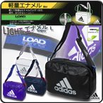 エナメルバッグ アディダス ロードスプリング スポーツバッグ ショルダーバッグ 通学バッグ adidas/LIGHT エナメル L KBQ63