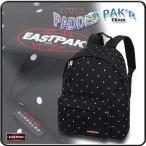 リュックサック イーストパック バックパック ドット柄 デイパック EASTPAK/PADDED PAK'R EK620