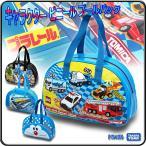 プールバッグ キッズ スイムバッグ ビニールバッグ ドラゴンボール トミカ プラレール ドラえもん 子供用スイムバッグ/キャラクター ビニール プールバッグ