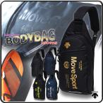 ワンショルダーバッグ ボディバッグ 斜めがけ メンズ デサント ムーブスポーツ/DESCENTE BODYBAG DAC-8725