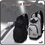 ワンショルダーバッグ プーマ ボディバッグ 斜めがけ 男女兼用/アペックス LUX X-バック No,073761