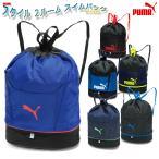 PUMA プーマ Style 2Room Swim Bag OSFA Puma Black-Ribbon Red 075353