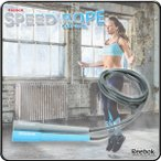 縄跳び リーボック トレーニング ロープ reebok/SPEED ROPE RARP-11081