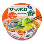 サンヨー食品 サッポロ一番 しょうゆ味 どんぶり1箱12食