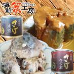 サバ缶 まとめ買い 送料無料 北海道 釧路産 さば味噌煮缶 水煮 190g 各3個 合計6個セット 鯖缶 鯖缶詰 お取り寄せ ギフト グルメ