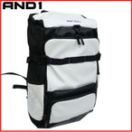 AND1 バスケット NEW SCHOOL BACKPACK バックパック 05987 ホワイト