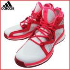adidas ADIZERO PG B49681 ランニングホワイト×シルバーメット×レイレッド アディダス バッシュ ダンス バスケットシューズ