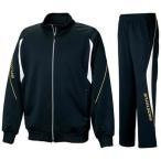 ZETT プロステイタス トレーニングジャケット+パンツ上下セット BPRO200S + BPRO210P ブラック