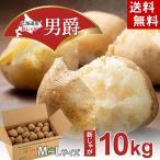 (送料無料)じゃがいも 男爵いも 10kg(芋・新じゃが) 北海道産のジャガイモ、男爵芋です。グルメお取り寄せ