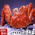 (送料無料) タラバガニ たらばがに 姿 2.8kg 中型 ボイル冷凍(アラスカ・北海道産) 蟹贈答用のカニ姿です。お歳暮のカニはいかがですか?