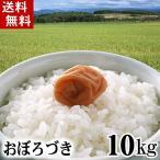(送料無料)令和元年度 新米 北海道産おぼろづき 10kg 白米、精米 もっちりした食感のお米。柔らかい食感と強い粘りが特徴のおぼろづき。グルメ通販(ギフト)