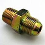 鉄製高圧継手  13タイプ並行ミリオネジ(でっぱりシート)×Rオネジ 13-M1606 | M16×R3/8(mm)