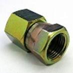鉄製高圧継手  18タイプ並行ミリメネジ(へっこみシート)×Rcメネジ18-M1404 | M14×Rc1/4(mm)