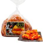 [冷]日本産生生カクテキ1kg:山梨県産カクテキ/大根キムチ