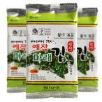 パレ(青のり)お弁当用海苔1箱(24袋×99円)/韓国海苔/味付け海苔/韓国食品