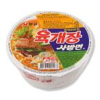 ユッケジャンカップ / 韓国ラーメン / らーめん / カップ麺