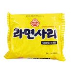 ラーメンサリ(麺のみ)/韓国らーめん/ラーメン/ブデチゲ用/鍋料理用/ラーポッキなど