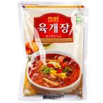眞漢ユッケジャン600g/韓国レトルト/韓国スープ