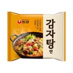カムジャタン麺:賞味期限8/27まで/韓国らーめん/ラー