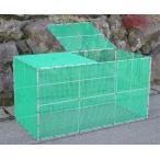 折り畳み式ゴミストッカーK-1200町内の簡易ゴミステーション■お届けは約7日後