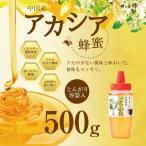 アカシア 蜂蜜 中国産 とんがり容器入り 500g はちみつ専門店 かの蜂