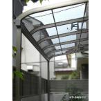 アルミテラス屋根 サンライズテラス屋根 2.0間6尺 標準柱 エクステリア HONDALEX