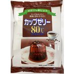 かんてんぱぱ カップゼリー80℃ コーヒー味 (約6人分X5袋入) 2個セット