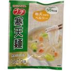 かんてんぱぱ プチ寒天麺 とんこつ味 細麺タイプ 16.4g10袋