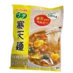 かんてんぱぱ プチ寒天麺 カレー味 太麺タイプ 19g10袋