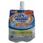 栄養調整食品明治 メイバランス ソフトゼリータイプ はちみつヨーグルト味  125ml