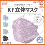 KF94マスク 30枚入り 韓国マスク マスク 柄マスク 使い捨てマスク 不織布 3D立体加工 4層立体構造 大人用 メガネが曇りにくい おしゃれマスク