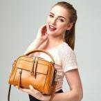 ショッピング2way 2way レディースバッグ  ハンドバッグ 本革 女性 ショルダーバッグ 鞄  カジュアル 通勤 通学 レザー 革 バッグ 斜め掛け