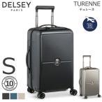 DELSEY デルセー スーツケース 機内持ち込み 38L キャリーケース ハード 小型 sサイズ 100%PC 超軽量 TSAロック 8輪キャスター 静音 小さめ TURENNE 001621801