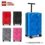LEGO レゴ スーツケース キッズ 子供 キャリー 機内持ち込み かわいい 子供 ハードスーツケース Sサイズ 35L TSA キャリーケース 可愛い 女の子 男の子 20149-