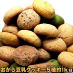 食品 スイーツ クッキー 新感覚満腹おから豆乳ソフトクッキー1kg ソフトクッキー 食物繊維 おからクッキー 豆乳 ダイエットクッキー ヘルシークッキー