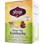 Yogi Tea(ヨギティー)『グリーンティー コンブチャ』