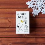 はんこ スタンプ オフィス 保護者印 認印 スヌーピー ミニスタンプ  Snoopy 「GOOD JOB 」 (G2256-007) からふる屋