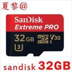 EXTREME PROシリーズ V30対 4K SANDISK SDSQXCG-032G-GN6MA R100MB s
